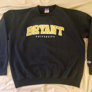 Champion Bryant University Bulldogs Sweatshirt